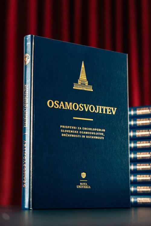 Osamosvojitev: prispevki za enciklopedijo slovenske osamosvojitve, državnosti in ustavnosti