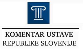 Komentar Ustave Republike Slovenije - tiskana in e-izdaja