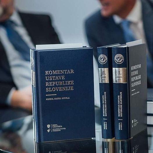 Komentar Ustave Republike Slovenije – tiskana in e-izdaja