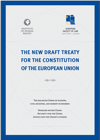 The new draft Treaty for the Constitution of the European Union