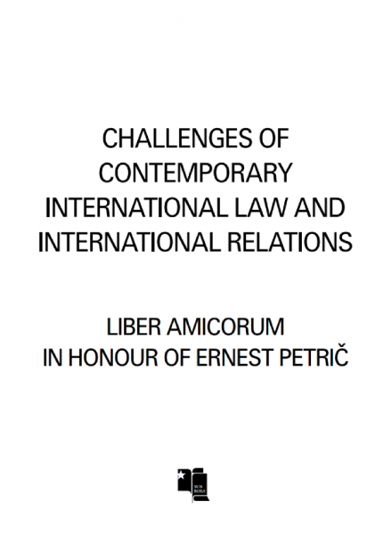 Challenges of contemporary international law and international relations